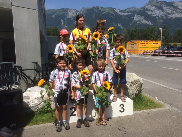Lie-Cycling Schülercup